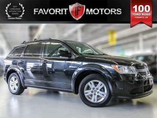 Used 2012 Dodge Journey CVP/SE Plus | 7 PASS | ALLOY | CRUISE CONTROL for sale in North York, ON