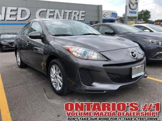 Used 2013 Mazda MAZDA3 GS-SKY,SUNROOF/HEATED SEATS/-TORONTO for sale in Toronto, ON