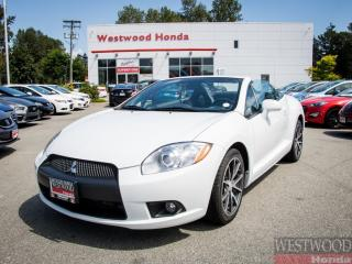 Used 2011 Mitsubishi Eclipse Spyder GT-P for sale in Port Moody, BC