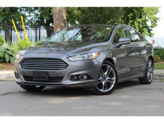 Used 2014 Ford Fusion Titanium*Sunroof*All Options*New Tires*EXCEPTIONAL for sale in Mississauga, ON