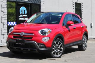 Used 2017 Fiat 500 X Trekking*Pano Roof*Rem Start*Camera*STYLISH for sale in Mississauga, ON