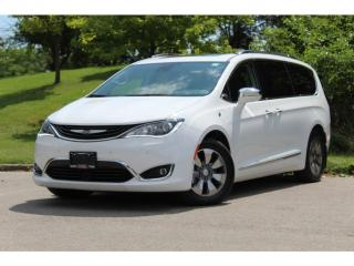 Used 2017 Chrysler Pacifica PHEV Limited Platinum*NO REBATE REQUIRED*ALL OPTIO for sale in Mississauga, ON