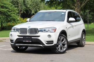 Used 2015 BMW X3 xDrive*Stunning*F25 Body*2.0L Turbocharged*CLEAN for sale in Mississauga, ON