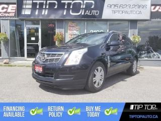Used 2010 Cadillac SRX 3.0 Luxury ** AWD, Leather, Pano Sunroof ** for sale in Bowmanville, ON