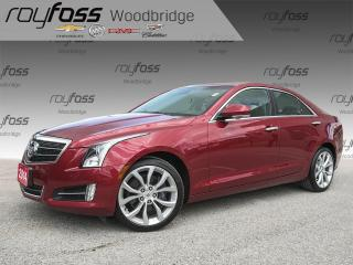 Used 2014 Cadillac ATS 2.0L Turbo Premium for sale in Woodbridge, ON