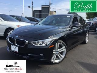 Used 2014 BMW 328i Xdrive-Navigation-Sunroof for sale in North York, ON