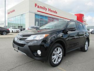 Used 2014 Toyota RAV4 Limited, FULLY LOADED! for sale in Brampton, ON