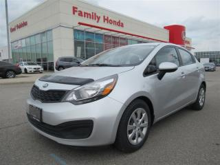 Used 2015 Kia Rio LX+, With Active ECO for GAS SAVING! for sale in Brampton, ON