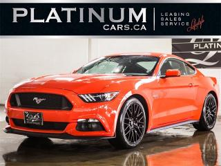 Used 2016 Ford Mustang GT 5.0, Performance PKG, RECARO, Camera for sale in Toronto, ON