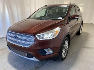 Used 2018 Ford Escape Titanium 4WD for sale in Regina, SK