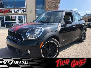 Used 2014 MINI Cooper Countryman COOPER S AWD for sale in St Catharines, ON