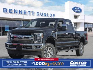 New 2018 Ford F-350 XLT for sale in Regina, SK