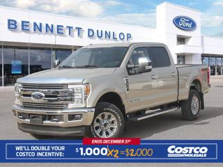 New 2018 Ford F-350 Lariat for sale in Regina, SK