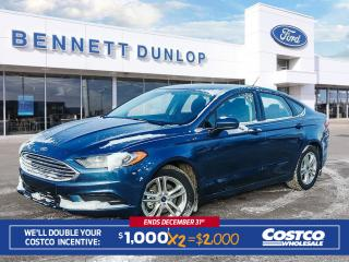 New 2018 Ford Fusion SE for sale in Regina, SK