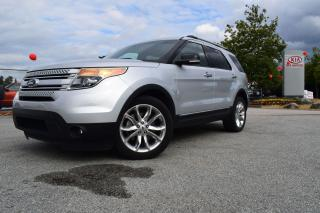 Used 2014 Ford Explorer for sale in Coquitlam, BC