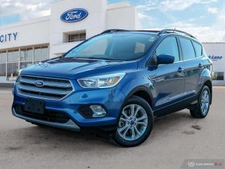 Used 2018 Ford Escape SE AWD for sale in Winnipeg, MB