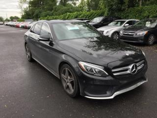 Used 2015 Mercedes-Benz C-Class C300 Awd Toit Pano for sale in Saint-constant, QC