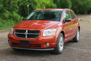Used 2010 Dodge Caliber SXT Heated Seats | Fog Lights |  CERTIFIED for sale in Waterloo, ON