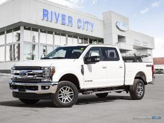 New 2018 Ford F-250 LARIAT for sale in Winnipeg, MB