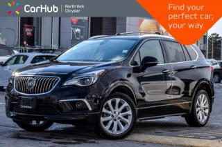 Used 2017 Buick Envision Premium II|Driver.Confidence.Pkg|Pano_Sunroof!|Heat.Seats|19