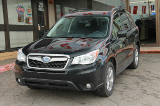 Used 2015 Subaru Forester 2.5i Convenience Package ONLY 66K | AWD | CERTIFIED for sale in Waterloo, ON