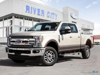 New 2018 Ford F-350 Lariat for sale in Winnipeg, MB