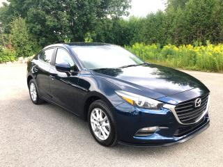 Used 2017 Mazda MAZDA3 manuelle, GS **51$/SEM** for sale in Saint-raymond, QC