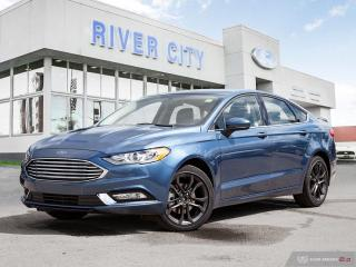 New 2018 Ford Fusion SE for sale in Winnipeg, MB