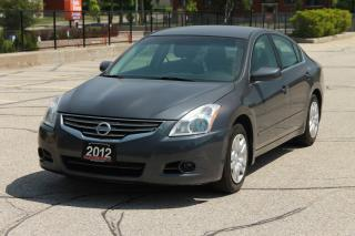 Used 2012 Nissan Altima 2.5 S CERTIFIED for sale in Waterloo, ON