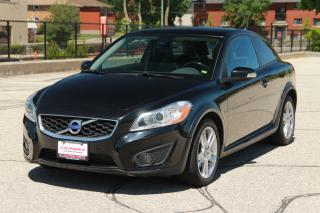 Used 2011 Volvo C30 T5 Level 2 Sunroof | Bluetooth | Leather | Heated Seats for sale in Waterloo, ON