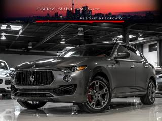 Used 2017 Maserati Ghibli NAVI|REAR CAM|BLINDSPOT|PANO ROOF|AIR RIDE|LOADED for sale in North York, ON