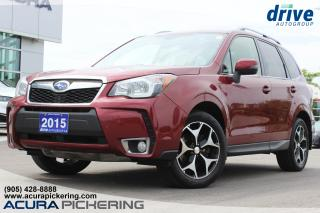 Used 2015 Subaru Forester 2.0XT Touring Rearview Camera|Heated Seats|Bluetooth for sale in Pickering, ON