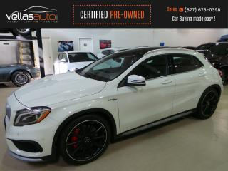 Used 2015 Mercedes-Benz GLA GLA45 AMG| NAVI|PANO ROOF for sale in Vaughan, ON