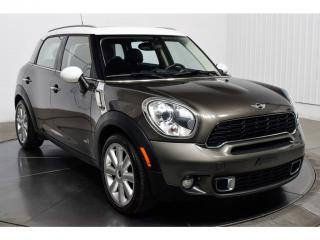 Used 2012 MINI Cooper Countryman S All4 Mags Toit for sale in Île-Perrot, QC