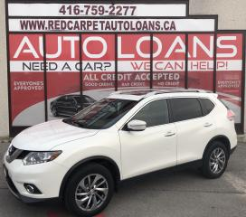 Used 2014 Nissan Rogue SL-ALL CREDIT ACCEPTED for sale in Scarborough, ON
