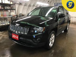 Used 2014 Jeep Compass NORTH EDITION*4WD*2 TONE LEATHER/CLOTH SEATS*UCONNECT PHONE CONNECT/VOICE COMMAND*KEYLESS ENTRY/AFTER MARKET REMOTE START*HEATED MIRRORS* for sale in Cambridge, ON
