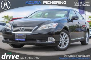 Used 2011 Lexus ES 350 Leather Upholstery|Heated Seats|Sunroof for sale in Pickering, ON