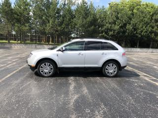 Used 2009 Lincoln MKX AWD for sale in Cayuga, ON