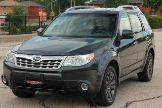 Used 2013 Subaru Forester 2.5X Convenience Package Sunroof | Heated Seats | CERTIFIED for sale in Waterloo, ON