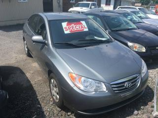 Used 2010 Hyundai Elantra Berline 4 portes, boîte automatique  119 for sale in Levis, QC
