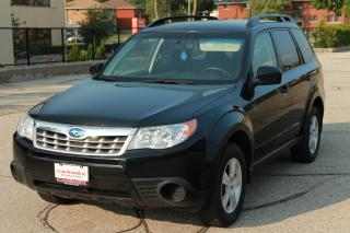 Used 2011 Subaru Forester 2.5 X Convenience Package Bluetooth | Heated Seats | CERTIFIED for sale in Waterloo, ON