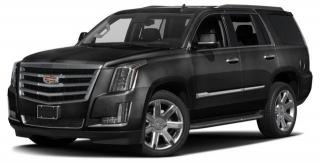 New 2019 Cadillac Escalade Platinum for sale in Bolton, ON