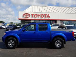 Used 2013 Nissan Frontier Pro-4X for sale in Cambridge, ON