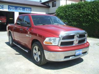 Used 2010 Dodge Ram 1500 SLT, Crew Cab ,4X4 for sale in Beaverton, ON