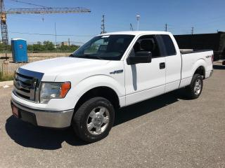 Used 2012 Ford F-150 XL 4X4 for sale in Brampton, ON