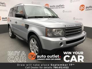 Used 2006 Land Rover Range Rover Sport HSE 4WD for sale in Edmonton, AB