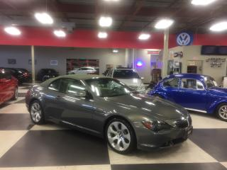 Used 2005 BMW 645 ci for sale in North York, ON