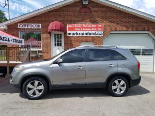 Used 2012 Kia Sorento EX V6 AWD Sunroof Leather, Back up Cam Bluetooth for sale in Bowmanville, ON