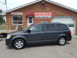 Used 2011 Dodge Grand Caravan SXT DVD Full Stow'n'Go for sale in Bowmanville, ON