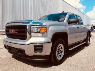 Used 2015 GMC Sierra 1500 Super Crew 4WD 5.3 Engine for sale in Mississauga, ON